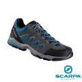 SCARPA義大利 Men's Moraine GTX Hiking Shoe 男款 低筒健行鞋 63074-201O 海洋藍EU41~44