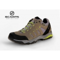 SCARPA義大利 Women's Moraine GTX Hiking Shoe 女款 低筒登山鞋 63082-202 灰綠EU37~39