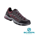 SCARPA義大利 Women''s Moraine GTX Hiking Shoe 女款 低筒健行鞋--茄紫EU37、40 #63084-202E