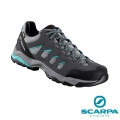 SCARPA義大利 Women''s Moraine GTX Hiking Shoe 女款 低筒健行鞋 63084-202M 潟湖綠EU37
