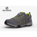 SCARPA義大利 Men's Hydrogen GTX Walking Shoe 男款 低筒登山鞋 63330-200 灰綠EU43