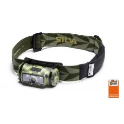 Silva NINOX Camo 強光 LED 迷彩防水頭燈