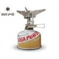 Snow Peak GST-110A GIGAPOWER MICRO MAX 鈦合金超輕瓦斯爐