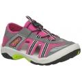 TEVA 0327 K Omnium 2 兒童水陸兩用護趾越野運動涼鞋(粉紅色/USA 3號) 五五折出清