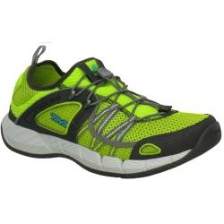 TEVA 4153 CHURN  男用水陸兩用多功能戶外鞋 綠色款 六折出清!人造皮部分不保固
