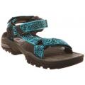 TEVA 4259 W Terra Fi 3 女用多功能戶外涼鞋(藍色款USA 6、7 號) 七五折出清