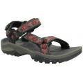 TEVA 4259 W Terra Fi 3 女用多功能戶外涼鞋(紅花款)