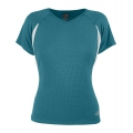 The North Face W Vortex Tee 女款短袖排汗衫(XS、S號) 五折出清
