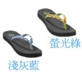 THE NORTH FACE A5 Skinny Mini Sandal 女款夾腳拖鞋/USA 7號 五五折出清