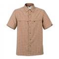 The North Face Fuji Shirt  男性短袖休閒格紋襯衫(TAH6V / XL號 五折出清/運費另計)