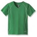 The North Face W Flight Tee 女款短袖排汗衫(草綠色/ XS號) 五折出清