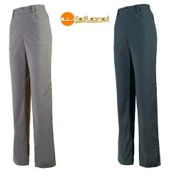 Wildland  女性 彈性透氣抗UV長褲0A01309-82-卡其色XL號 (六折出清)