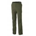 Wildland 男款彈性SUPPLEX可調節長褲 0A31310-05灰綠