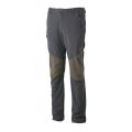 Wildland 男款四向彈性褲頭鬆緊帶長褲 0A31328-93深灰 M、L號