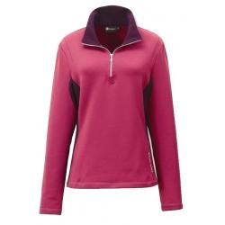 Wildland  女性輕量彈性保暖上衣(72603-14, 櫻紅色 / M號/四折出清)