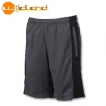 Wildland  中性透氣抗UV排汗短褲(黑色)