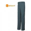 Wildland  男性彈性透氣抗UV長褲-深灰色-OA01320-93