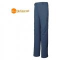 Wildland  男性彈性透氣抗UV長褲-深鐵灰色-OA01320-96