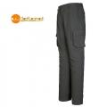 Wildland  男性彈性透氣抗UV調節長褲-鐵灰色-OA01326-95