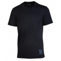 Wildland 荒野 男款疏水纖維短袖排汗衫(黑色,OA01630-54)
