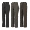 Wildland  女性經典款防風防潑水保暖長褲W230154-黑色