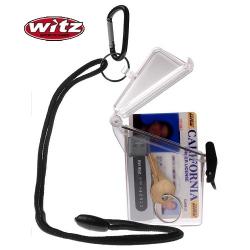 WITZ Seeitsafe 透明迷你防水盒--多色可選